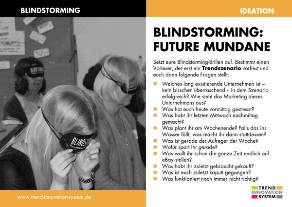 Blindstorming: Future Mundane - zum Vergrößern anklicken!