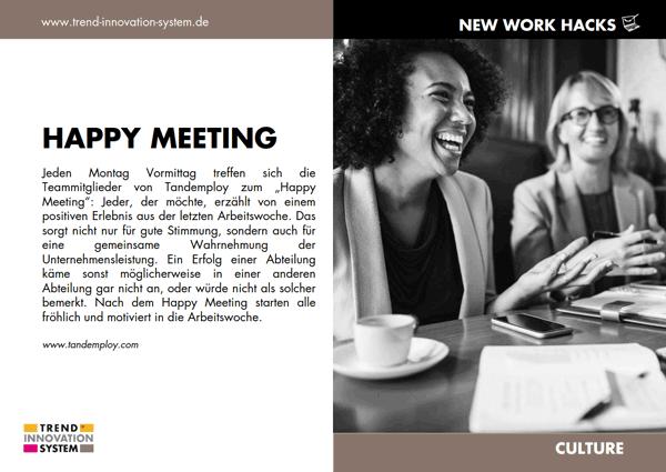 Happy Meeting - zum Vergrößern anklicken!