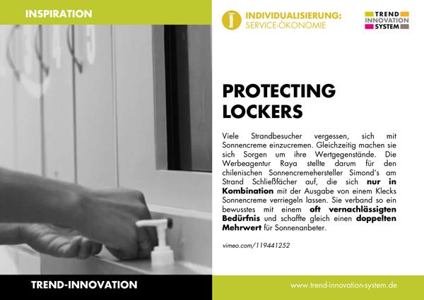 Protecting Lockers - zum Vergrößern anklicken!