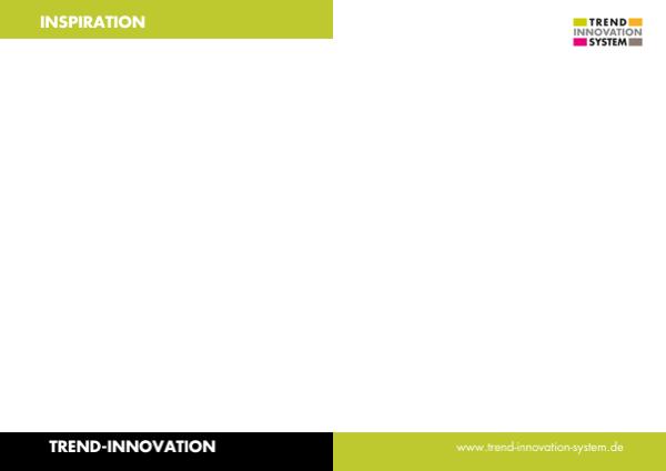 Trend Innovation - zum Vergrößern anklicken!